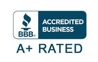A+ and BBB Accredited Business